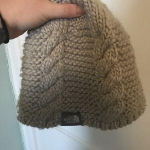 North Face Knit Cap